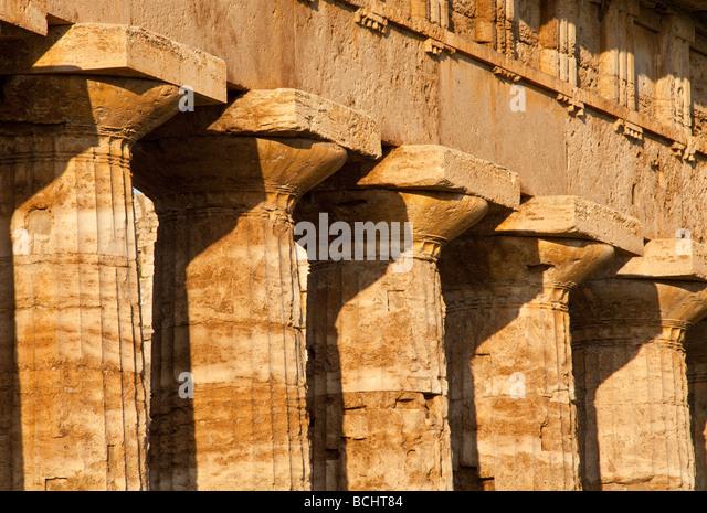 Temple 1 Paestum Hera Italy 6