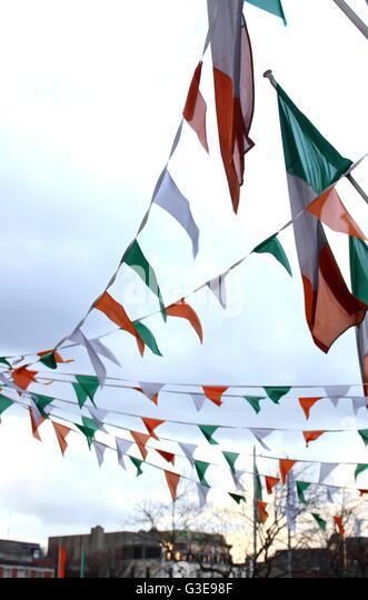 Black White Flag Dublin And