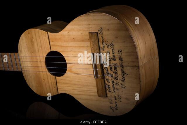 Traditional Puerto Instrument Rico
