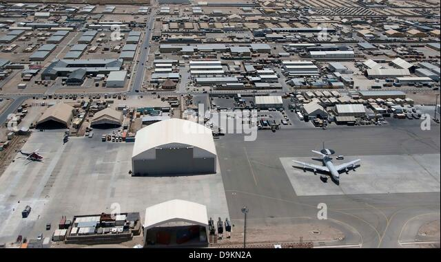Mazar I Sharif Army Base Afghanistan