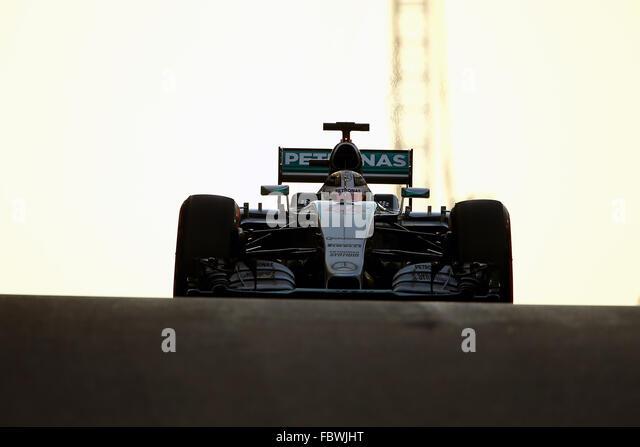 Yas Marina Circuit F1 Stock Photos Yas Marina Circuit F1