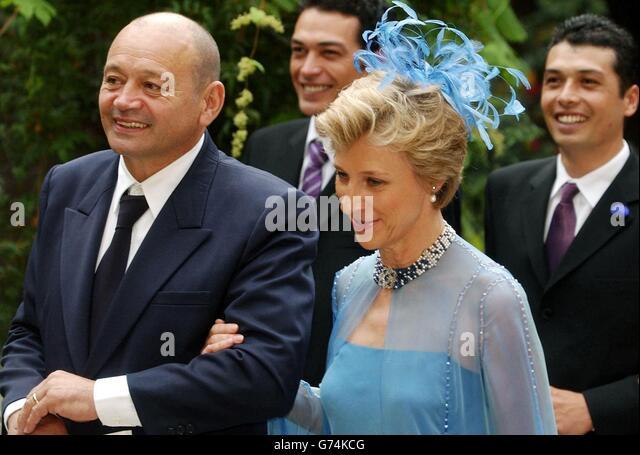 Lady Davina Windsor Stock Photos & Lady Davina Windsor