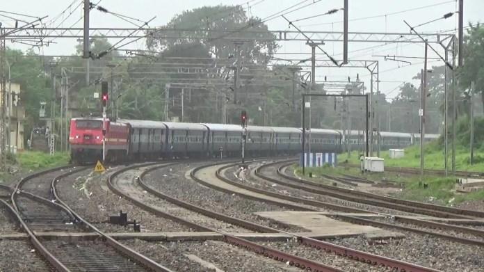 ट्रेन