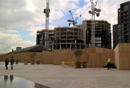 New Buildings Kings X