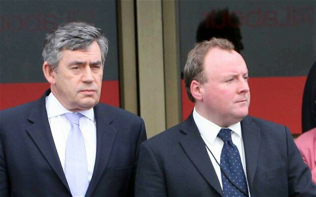 gordon brown damian mcbrice