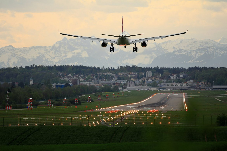 Alpha at the runway
