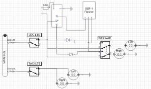 Wig Wag Flasher Relay Wiring Diagrams  Wiring Diagram