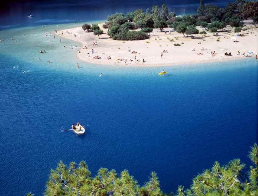 Олюдениз Турция фото