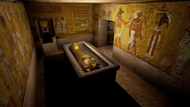 что внутри пирамиды в египте фото покраска потолочных
