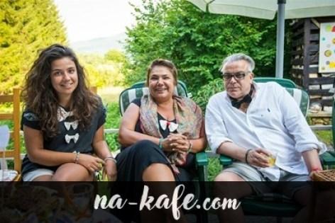 Семейството на Марта Вачкова