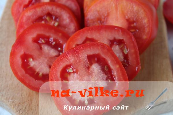 помидоры свежие на зиму в морозилке