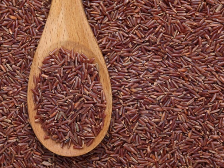 красный рис польза, польза, вред, масло, приготовление, рецепты