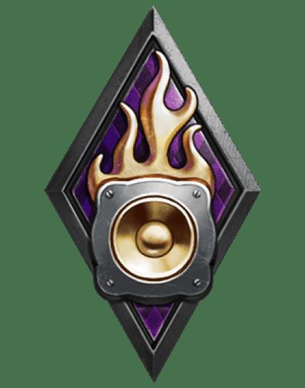 Prime Gaming 0521 Rock Star Medal 440x382