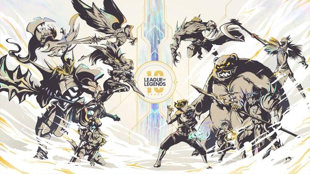 Image result for lol 10th anniversary