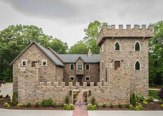 Missouri castle