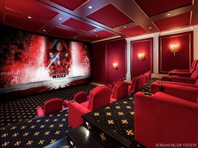 The world's first residential 3D Imax theater