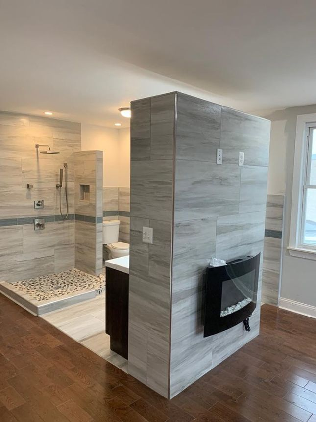 Why Open Concept Bathrooms Could Spread To A Home Near You Realtor Com