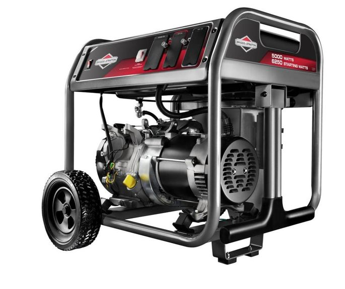 A generator can help keep your lights on.
