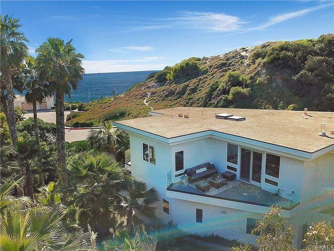 Karch Kiraly's beach house