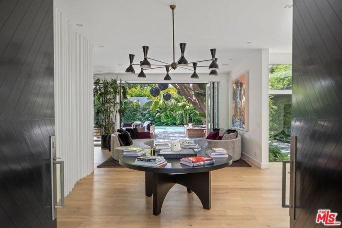 Remodeled midcentury modern abode