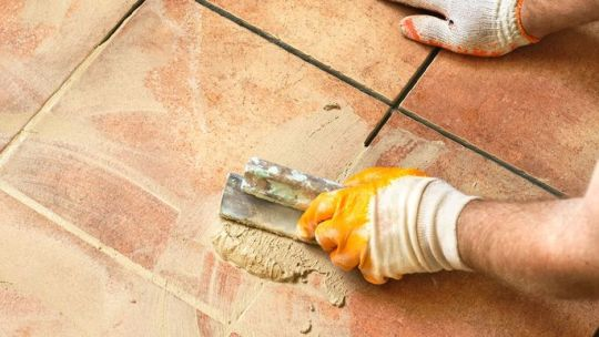 How to Regrout Tile in Your Kitchen  Bathroom  and Beyond   realtor com     How to Regrout Tile in Your Kitchen  Bathroom  and Beyond