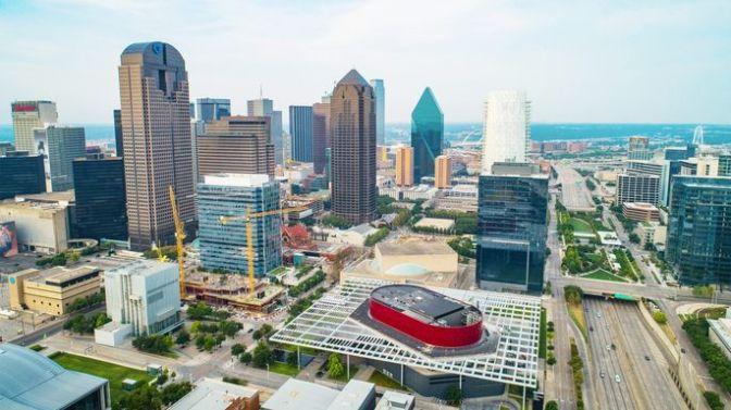 Dallas, TX, construction