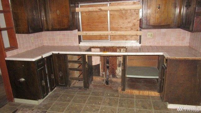 Fixer upper kitchen
