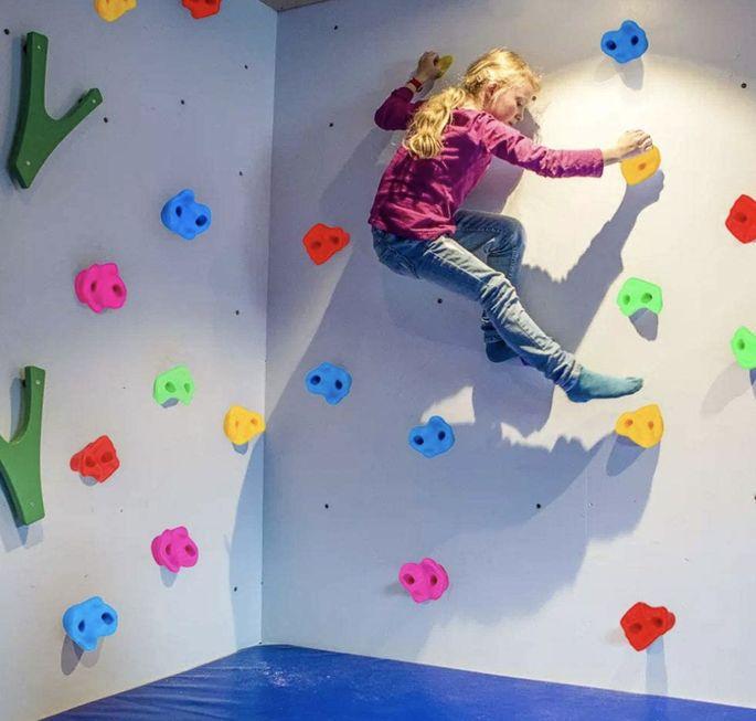 Turn any wall into a climbing wall.