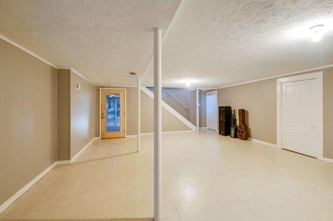 Versatile basement