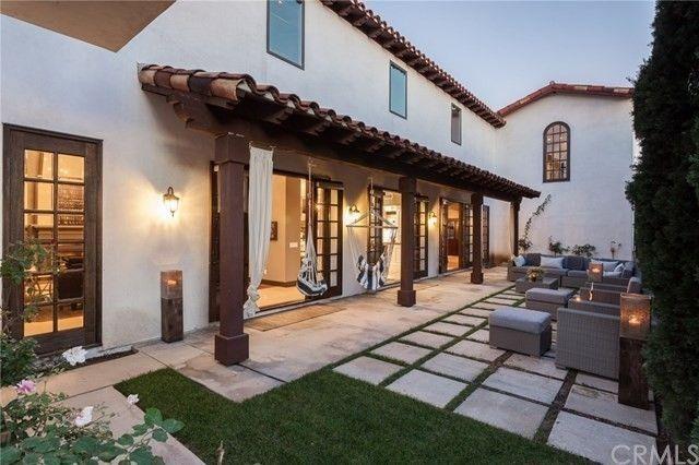 Jim Edmonds And Meghan King Edmonds Sell Their Orange County Home