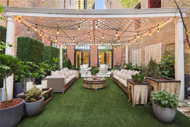 More outdoor space