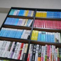 本が売れない時代に逆らって本をたくさん買う男
