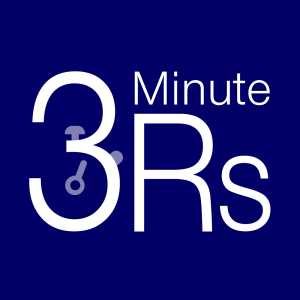 3 Minute 3Rs podcasts