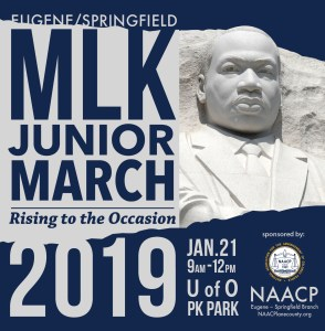 2019 Mlk Community March Eugene Springfield Naacp