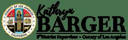 LA County Supervisor Barger logo