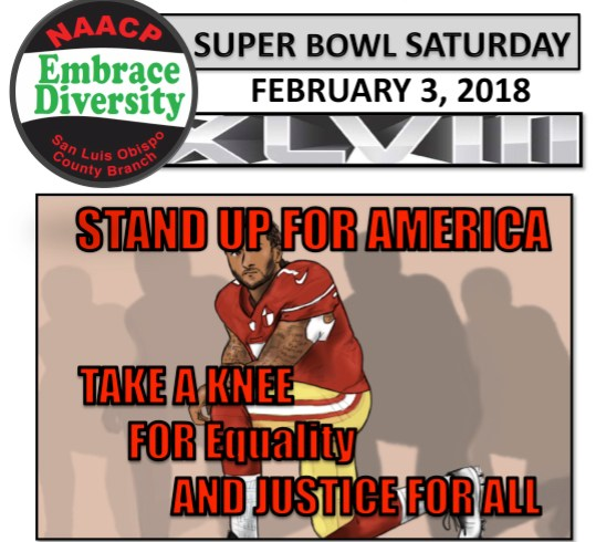 Stand Up for America: Take a Knee for Liberty and Justice for All