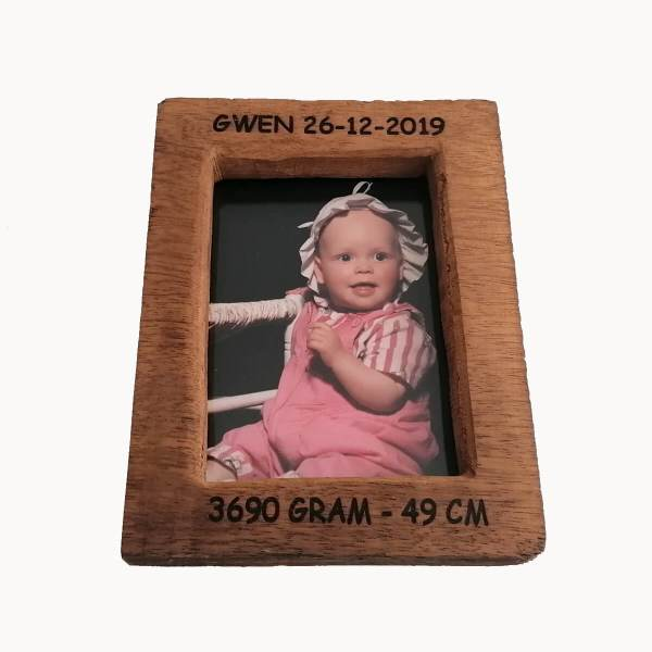 Fotolijst bestellen (hout)