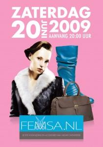 Femsa.nl uitnodiging
