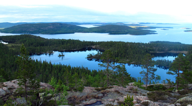Skuleskogen-Nationalpark-in
