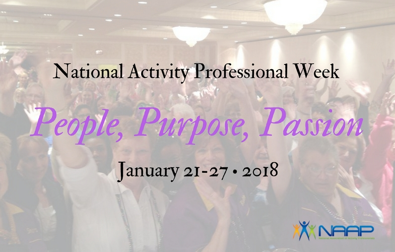 National Activity Professional Week