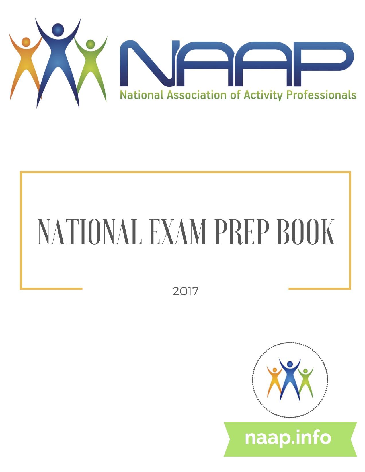 Naap Exam Review Study Guide Book Naap National Association