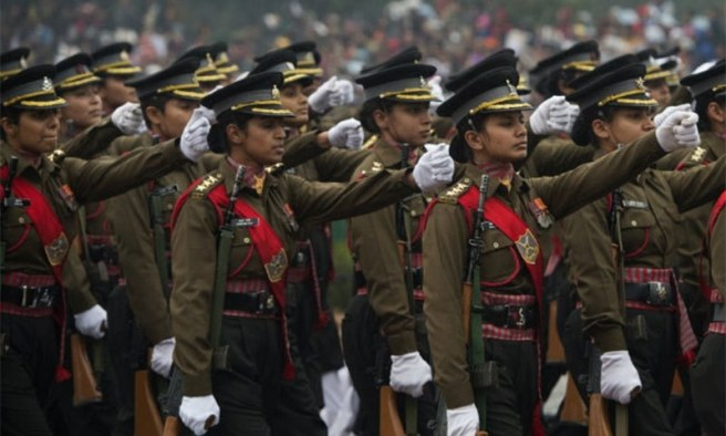 women-indian-army