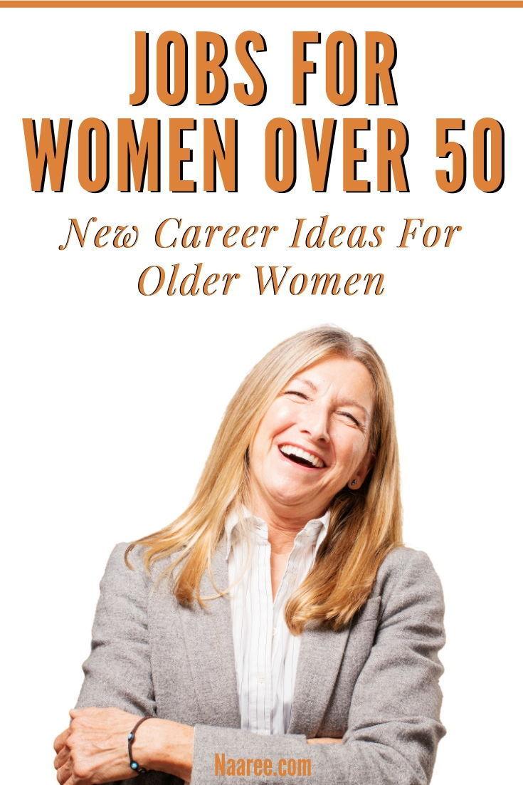 Career Ideas For Older Women