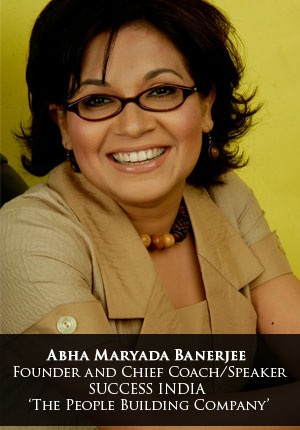 Abha Maryada Banerjee, Motivational Speaker