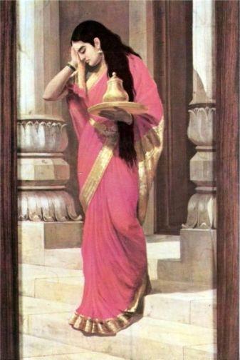 Raja_Ravi_Varma,_Draupadi