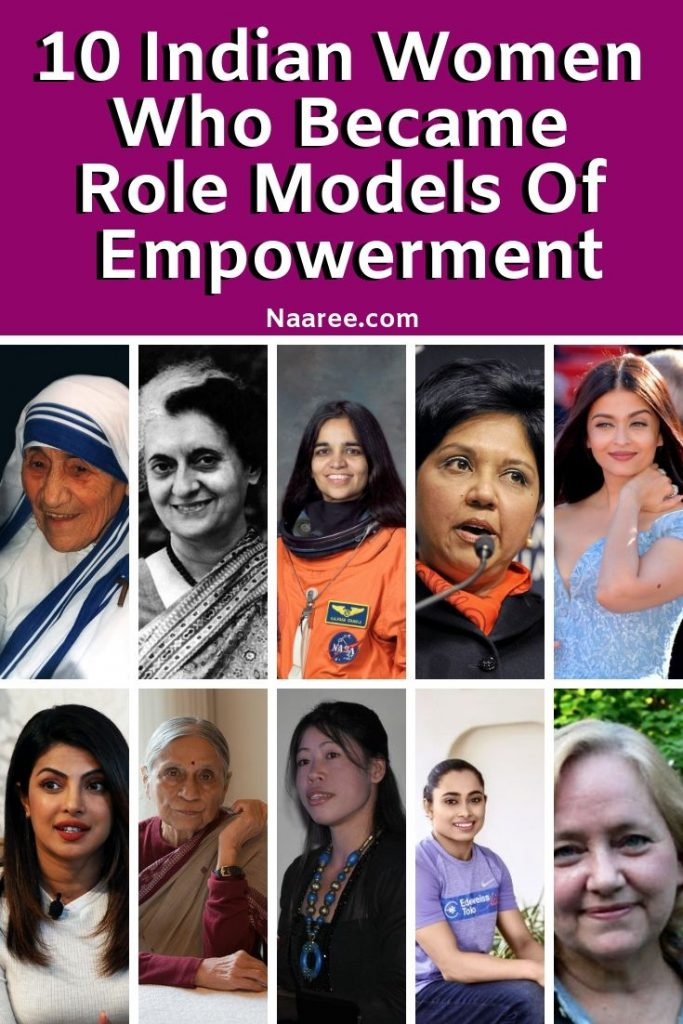10 Indian Women Who Became Role Models Of Empowerment