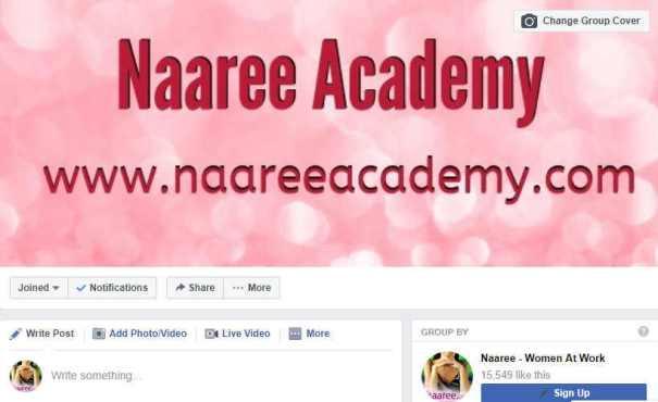 Naaree Facebook Group