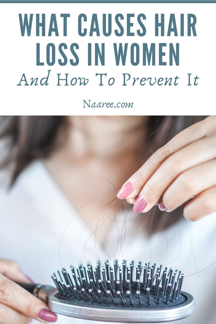 What Causes Hair Loss In Women And How To Prevent It