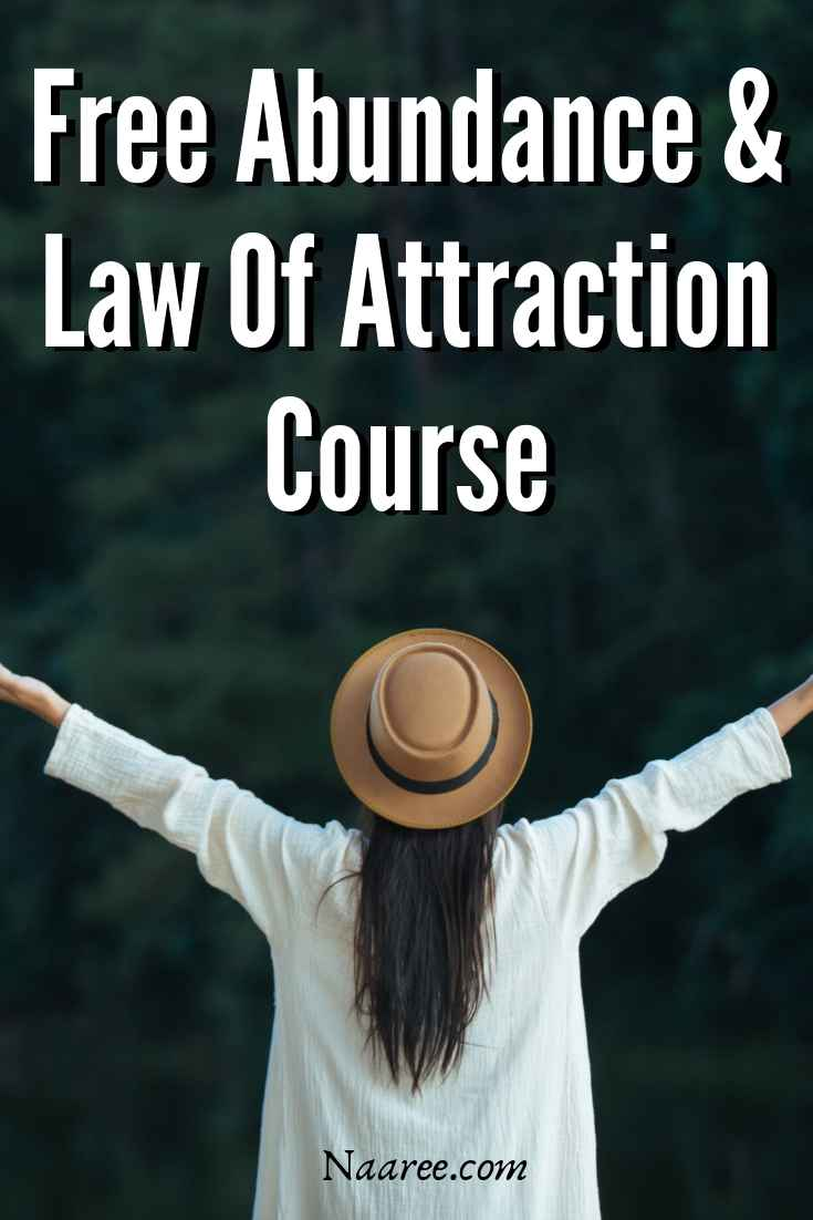 Free Abundance and Law Of Attraction Course