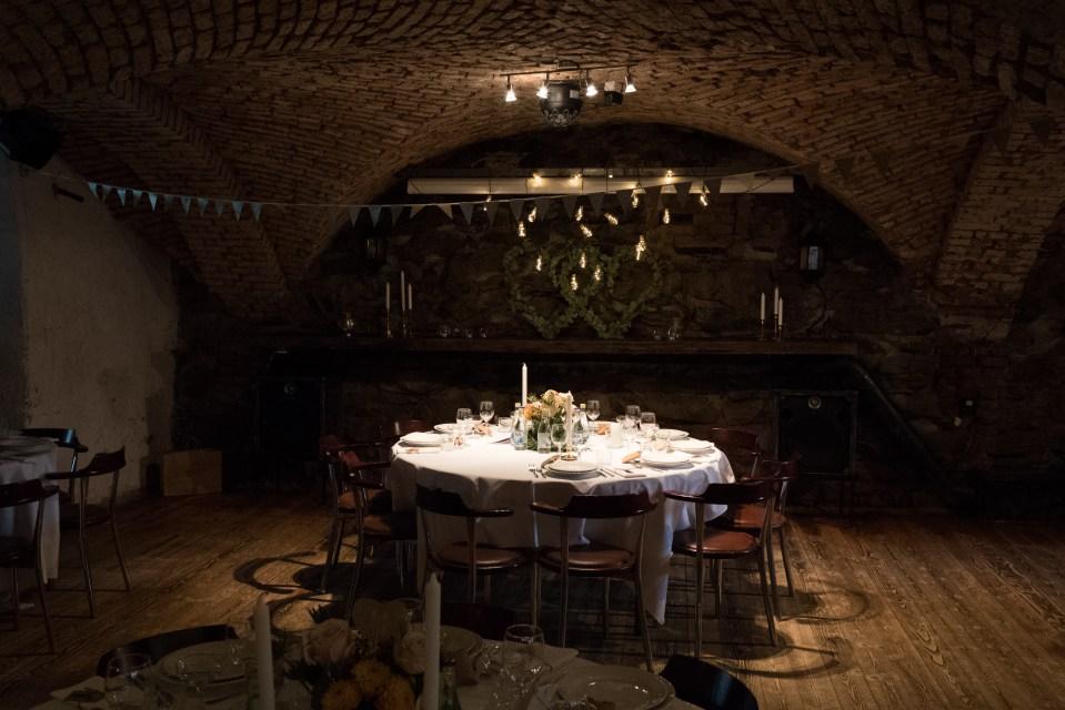 Festlokalen - Bröllop
